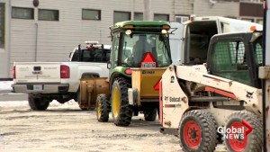 'Disruptive' snow removal depot operating without city permit, says Halifax